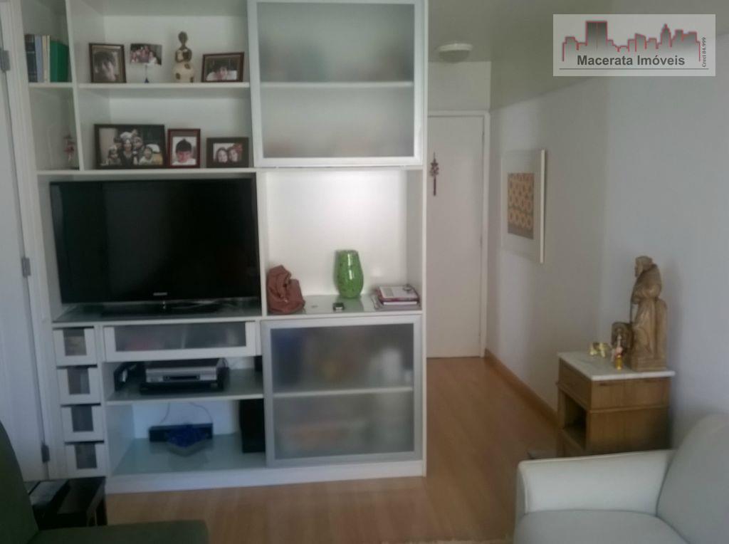 Apartamento 1 dormitorio à venda, Campo Belo, São Paulo.