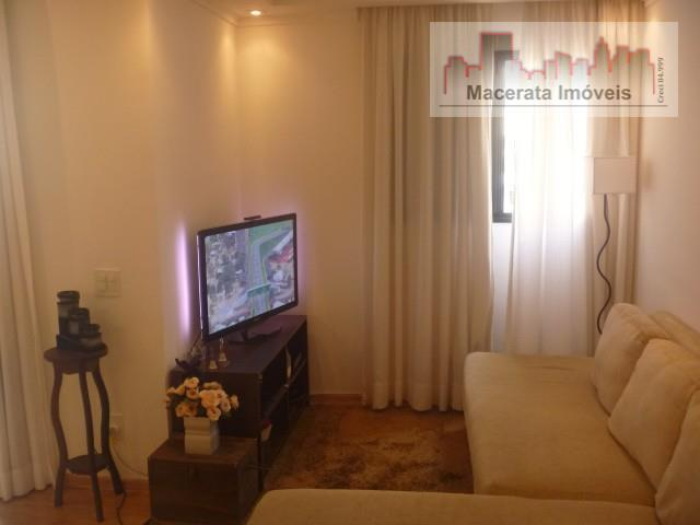 Jardim Marajoara -Apto. Semi-Novo 3 ds.Suite-Varanga Gourmet - Lazer Completo
