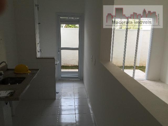 Apartamento Giardino com quintal com churrasqueira 2 dts 73mts à venda, Jardim Marajoara, São Paulo.