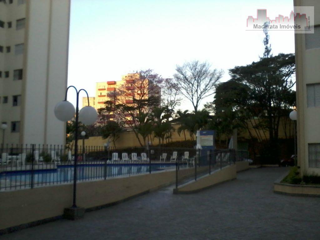 Apartamento  residencial para venda e locação, Jardim Marajoara, São Paulo.