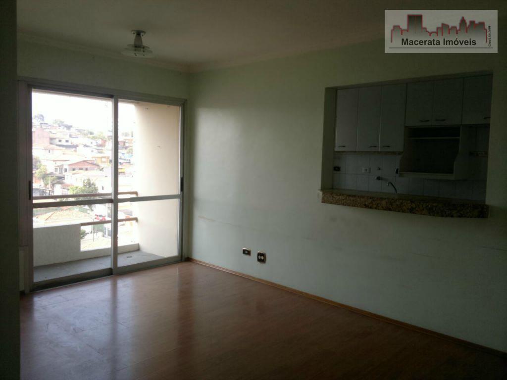 Apartamento residencial à venda, Vila Campo Grande, São Paulo.