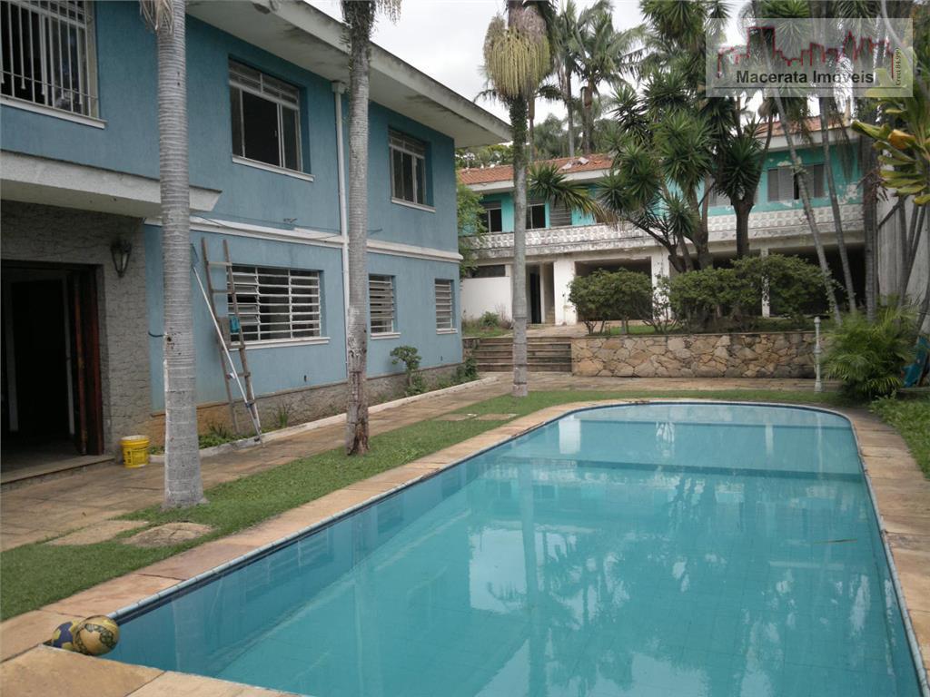 Casa residencial para venda e locação, Brooklin Paulista, São Paulo.