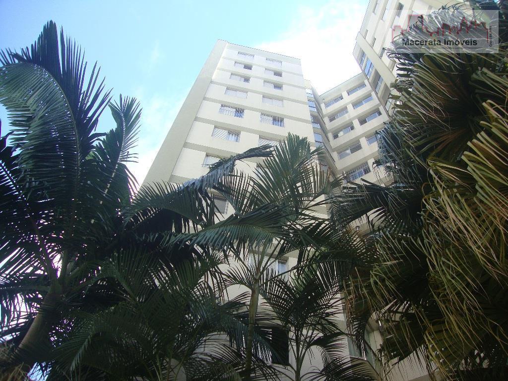 Apartamento  locação 3dts 1 suite 2 vagas