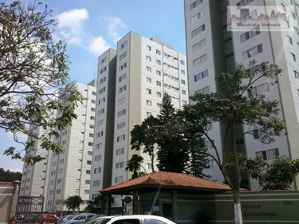 Apartamento residencial à venda, Socorro, São Paulo.