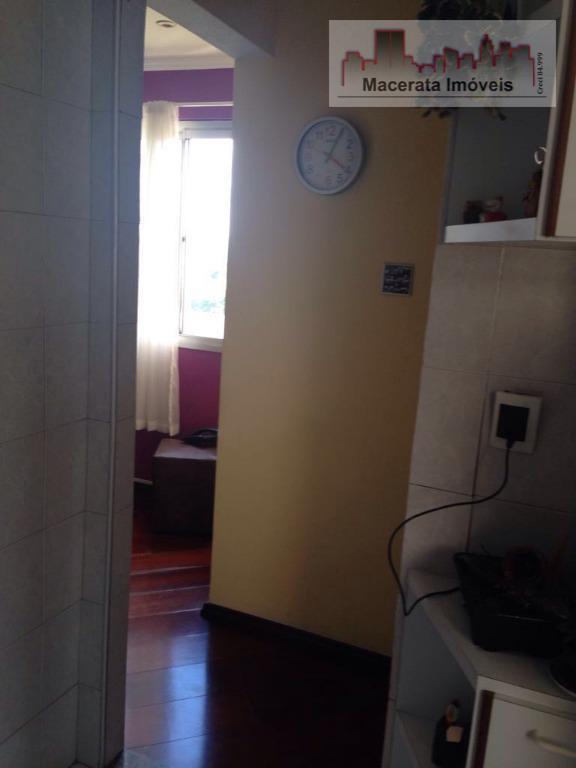 Apartamento  2 dormitorios 1 vaga à venda, Jardim Sabará, São Paulo.
