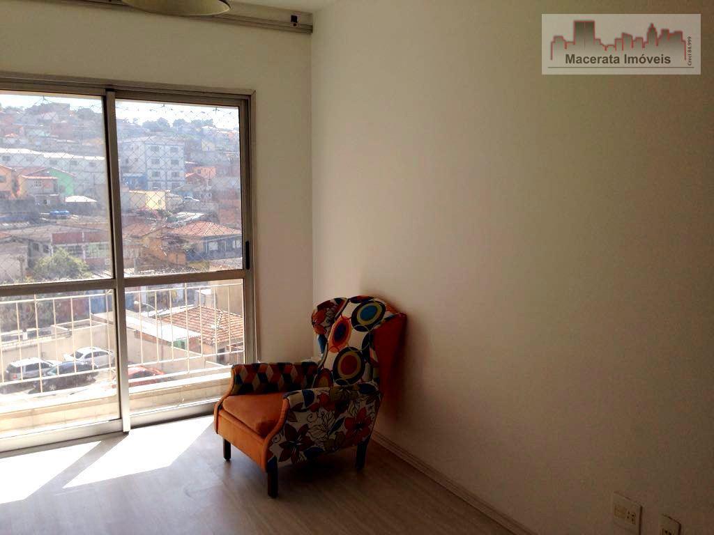 Apartamento residencial para venda e locação, Jardim Consórcio, São Paulo.