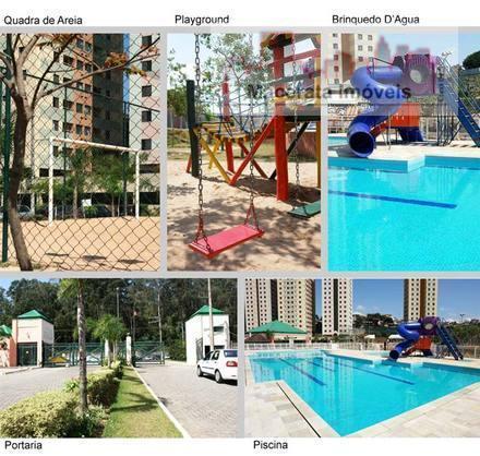 Apartamento  residencial à venda, 3 dorms c/ lazer -Socorro, São Paulo.