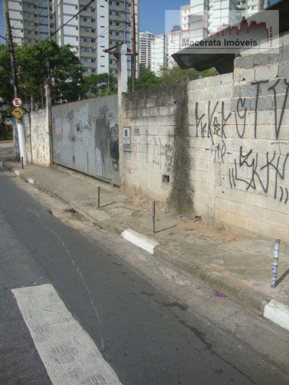 Terreno  residencial à venda, Jardim Marajoara, São Paulo.