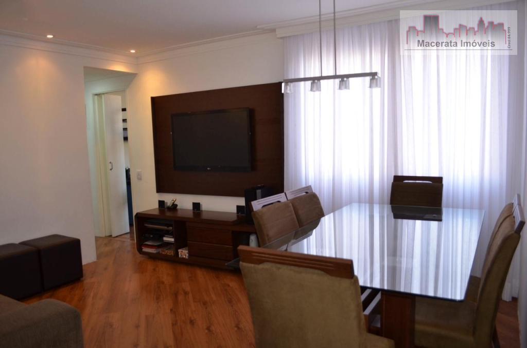 Apartamento  residencial à venda, Jardim Sabará, São Paulo.