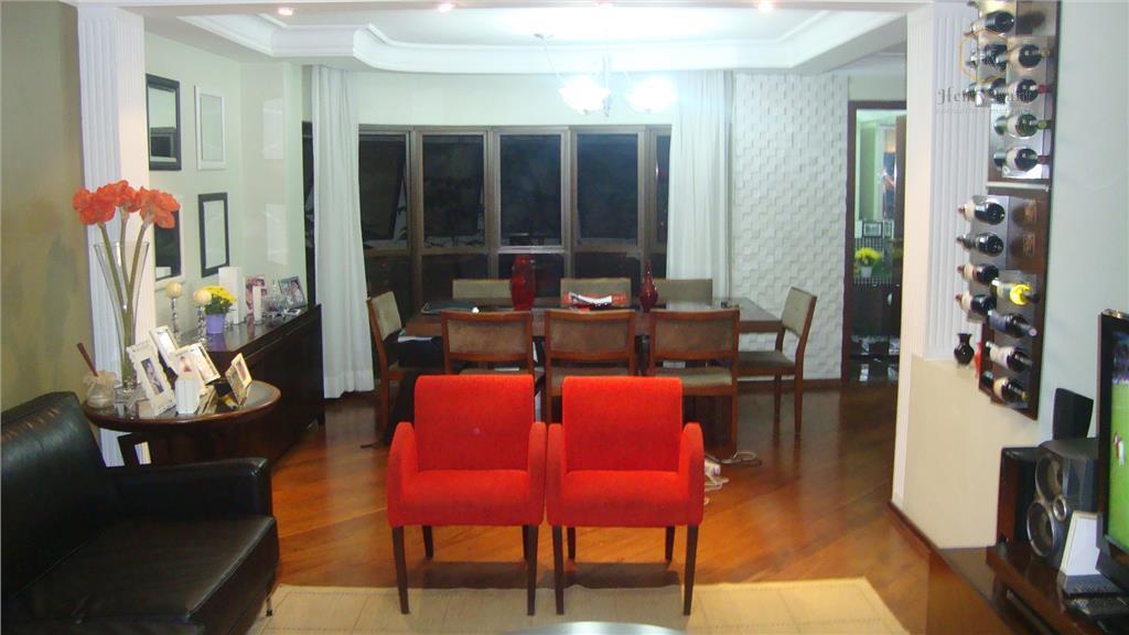 Apartamento residencial à venda, Vila Clementino, São Paulo.