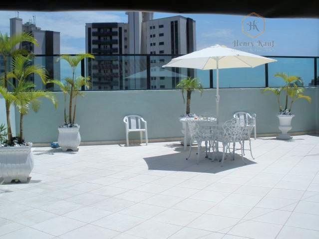 Apartamento Duplex Cobertura com 240 m²
