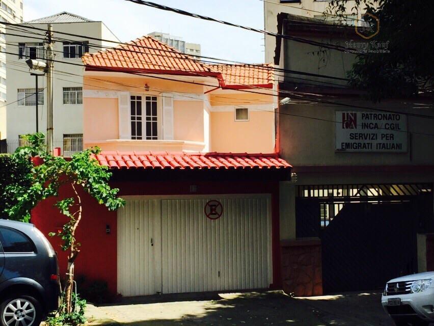 Casa  residencial à venda, Bela Vista - Próximo ao Metrô São Joaquim