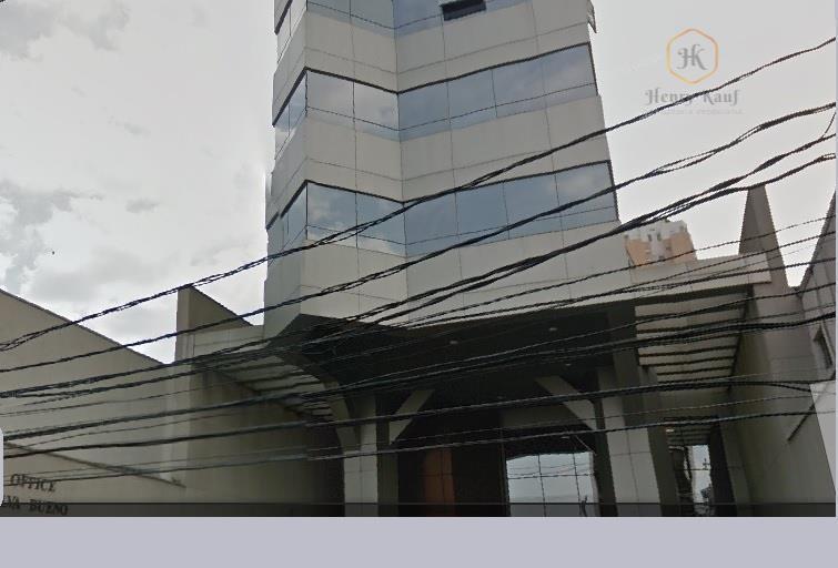 Conjunto  comercial para locação, Ipiranga - 110 m2 - 2 vagas