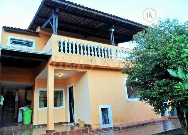 Casa com 4 dormitórios e 255 m² no Parque da Fontes- Ribeirão Pires/SP.