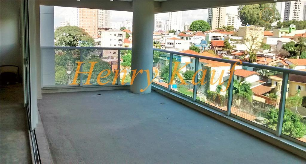 Apartamento residencia com 198 m² à venda na Chácara Klabin, São Paulo.
