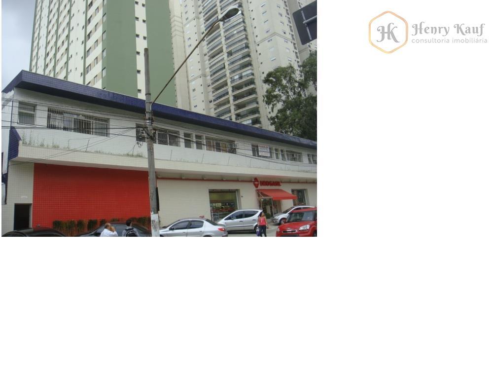 Salão  comercial para locação, Brooklin Paulista