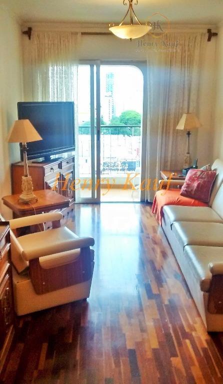 Apartamento à venda a Rua Borges Lagoa - Vila Clementino - São Paulo