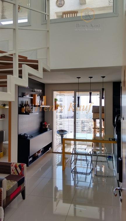 Cobertura residencial para locação, Ipiranga, São Paulo - AD0016.