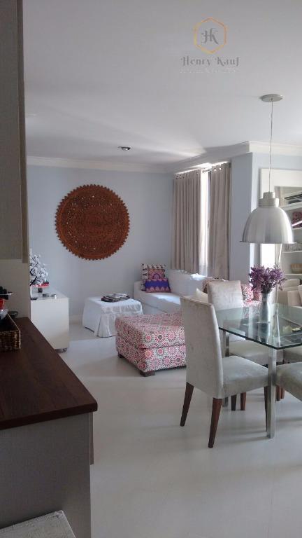 Apartamento residencial para venda e locação, Vila Clementino, São Paulo - AP0906.