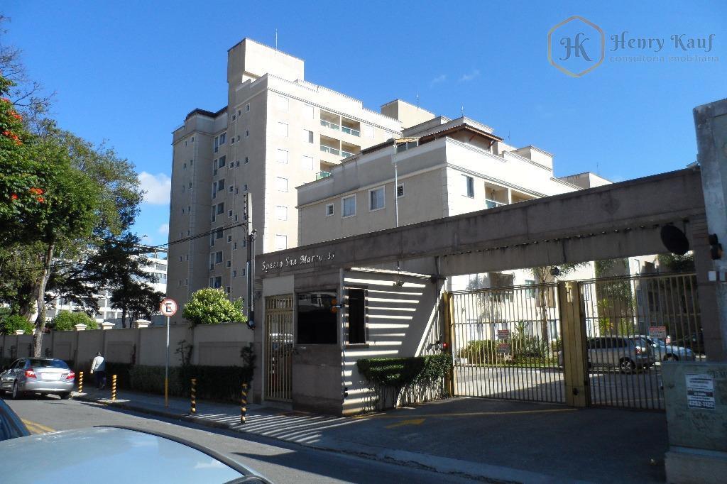 Imperdível!!! Cobertura Duplex com 134m2-3 dts.(1 s) e 2 vgs,-distante750m da ufabc - Santo André-SP