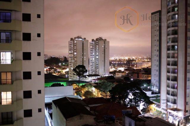 Apartamento c/62m2 e distante 380m do Shopping Boulevard e Metrô Tatuapé , Tatuapé, São Paulo.