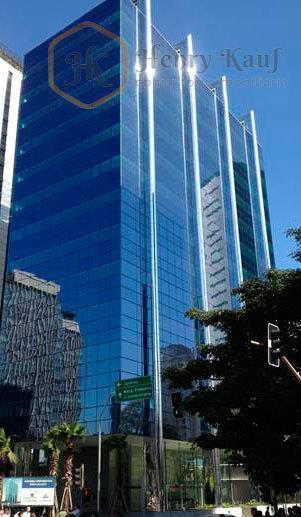Laje Corporativa (492 m²) AAA para locação, Jardim Paulistano