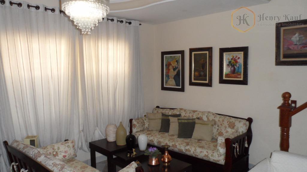 Oportunidade!!! Sobrado em Condomínio  com 3 dormitórios sendo 1 suíte e 1 vaga, Água Rasa, São Paulo.