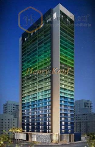 Apartamento residencial à venda, Centro, São Paulo - AP1008.
