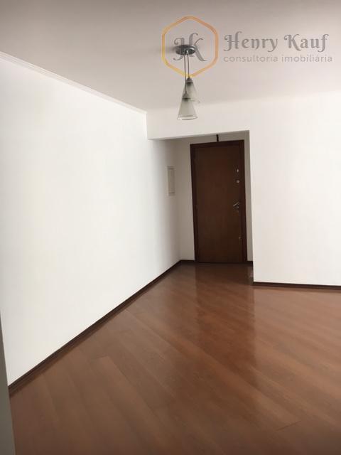 Apartamento residencial para locação, Vila Dom Pedro I, São Paulo.