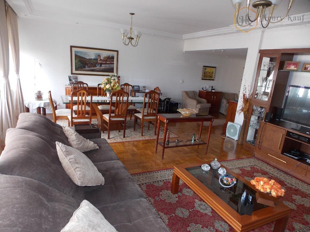 (Ótima oportunidade)Apartamento alto Padrão 293 m²  -  No melhor do Bela Vista, aceita permuta.