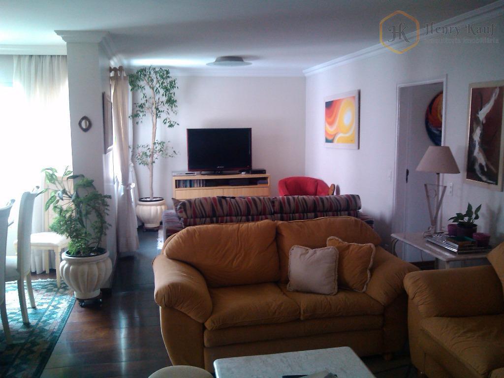 Apartamento residencial para locação, Brooklin Novo, São Paulo - AP1198.