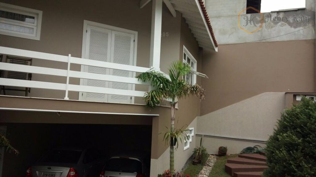 Sobrado a venda próximo a Vila Aparecida no Jd. Pastoril em Ribeirão Pires.
