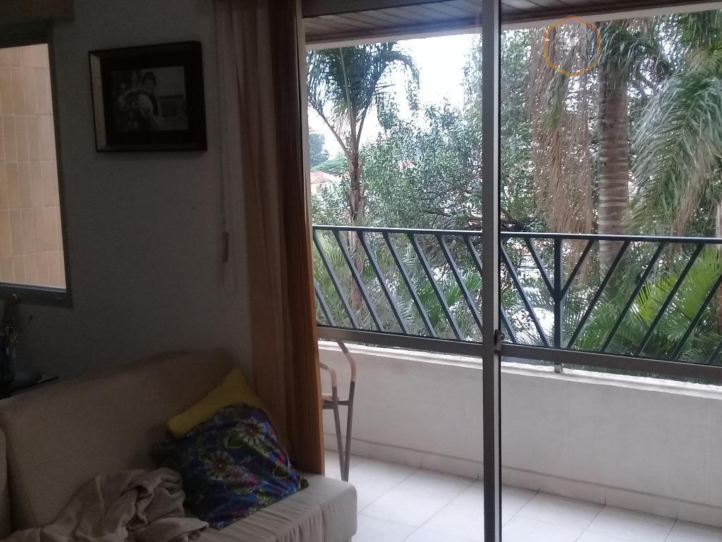 Oportunidade Apartamento com 2 dormitórios, 1 vaga, distante apenas 800m do Pq. do Ibirapuera, Vila Mariana, São Paulo.