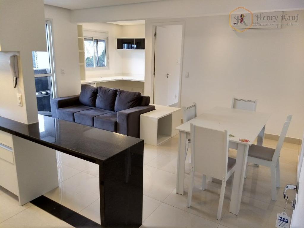 lindo apartamento com 55m²
