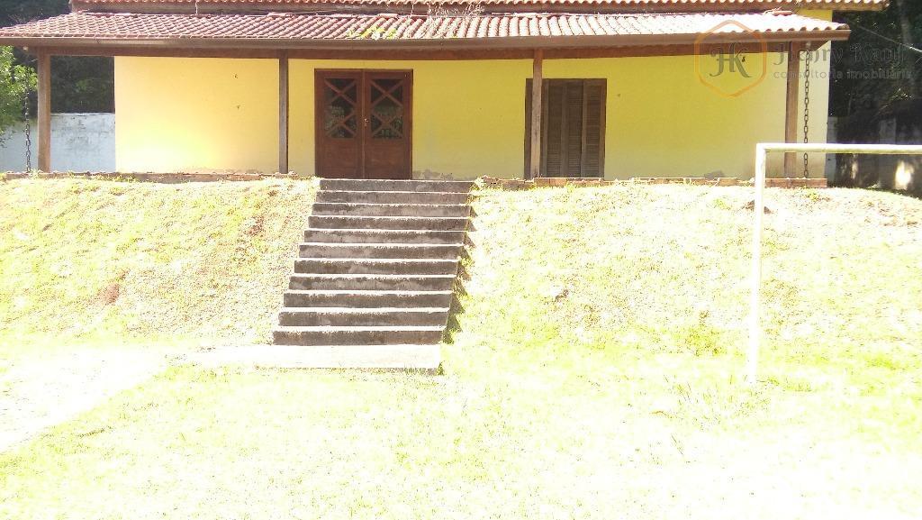 Chácara residencial ou comercial, para venda na Quarta Divisão, Ribeirão Pires- CH0003