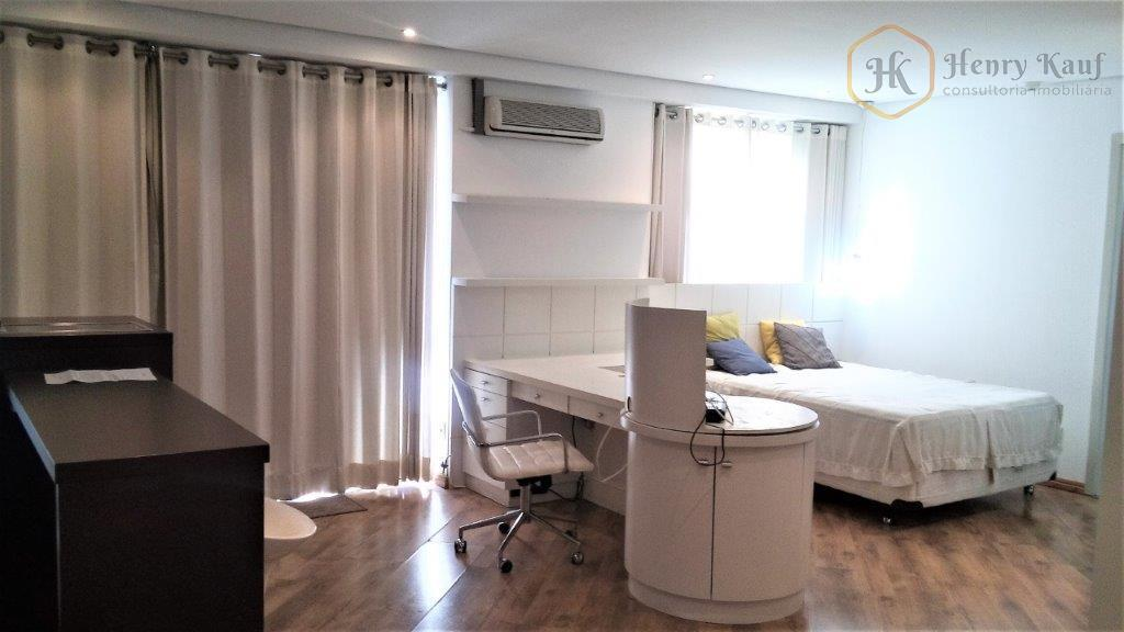 Apartamento residencial para locação, Vila Clementino, São Paulo.