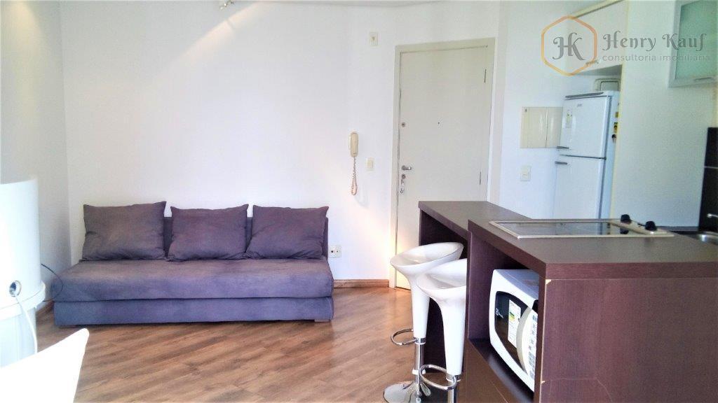 este imóvel trata-se de um apto com 43m² de área privativa, distribuído em sala com terraço,...