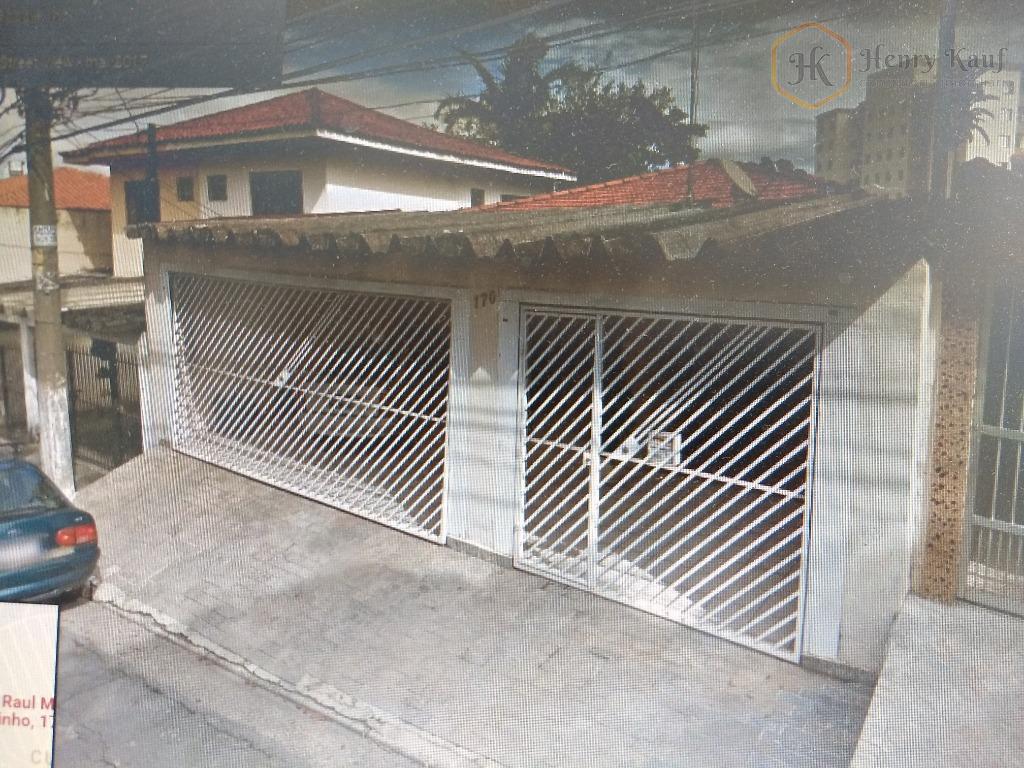 Casa residencial à venda, Vila Inglesa, São Paulo.