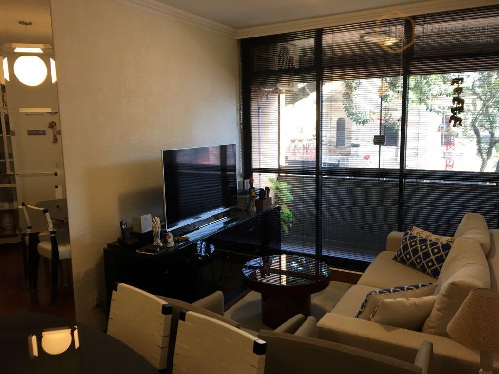 Apartamento com 2 Dormitórios(1Suíte)e 1 Vaga com Manobrista localizado a poucos metros do MASP, Bela Vista, São Paulo.