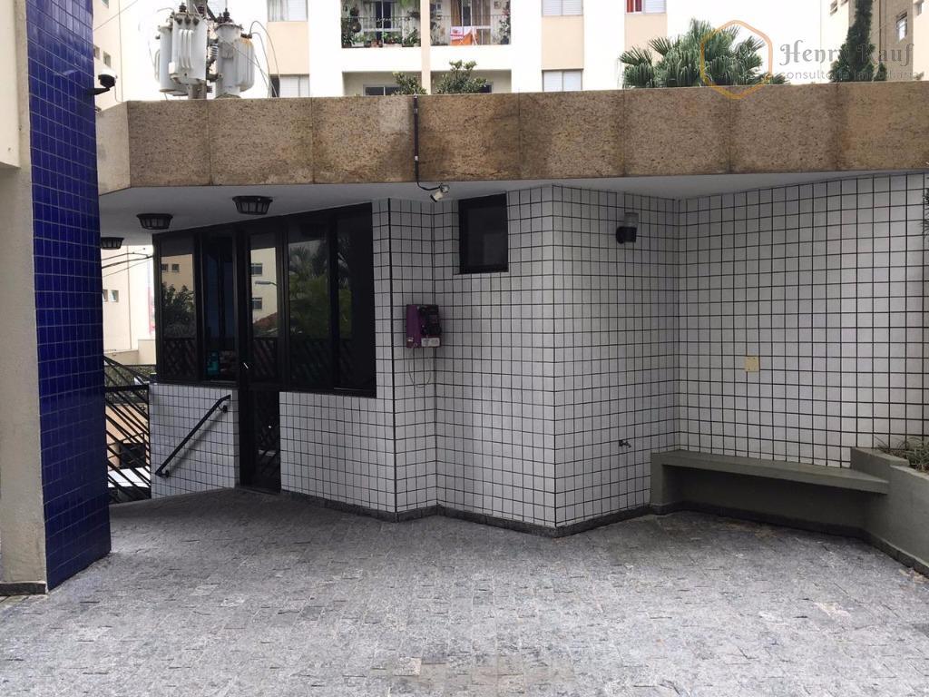 Apartamento c/3 dormitórios(1suíte)1 vaga distante 1000m do Metrô Alto do Ipiranga, Vila Mariana, São Paulo.
