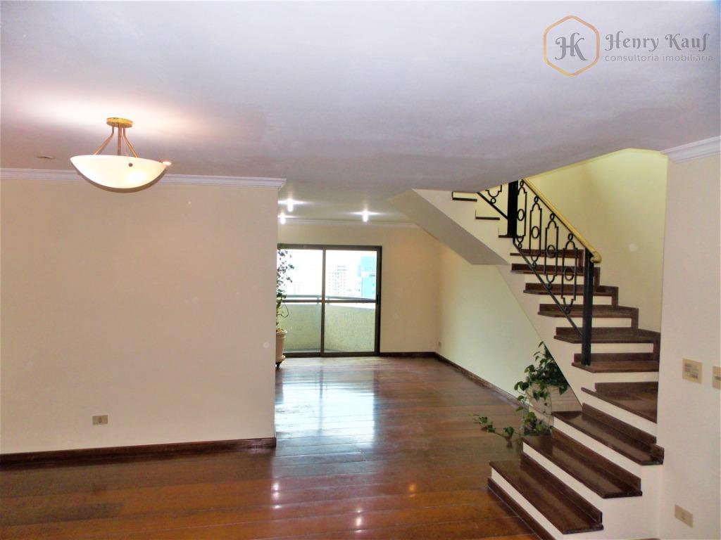 Cobertura com 4 dormitórios à venda, 258 m² na Aclimação - São Paulo/SP