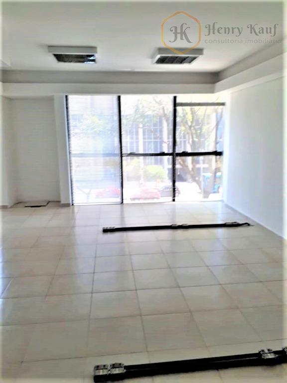 Conjunto para alugar, 240 m² por R$ 9.800/mês -Av. Brigadeiro Faria Lima em frente ao Shopping Iguatemi - São Paulo/SP