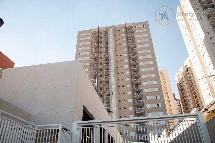 Apartamento com Living Ampliado e Terraço, 2 dormitórios(1Suíte) e 1 Vaga, 69m²  - Vila Graciosa - São Paulo/SP