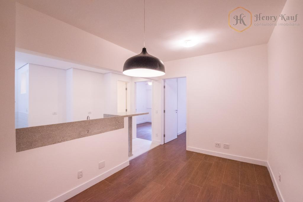 Ótimo apartamento de 2 Dormitórios para venda na Santa Cecília-SP.