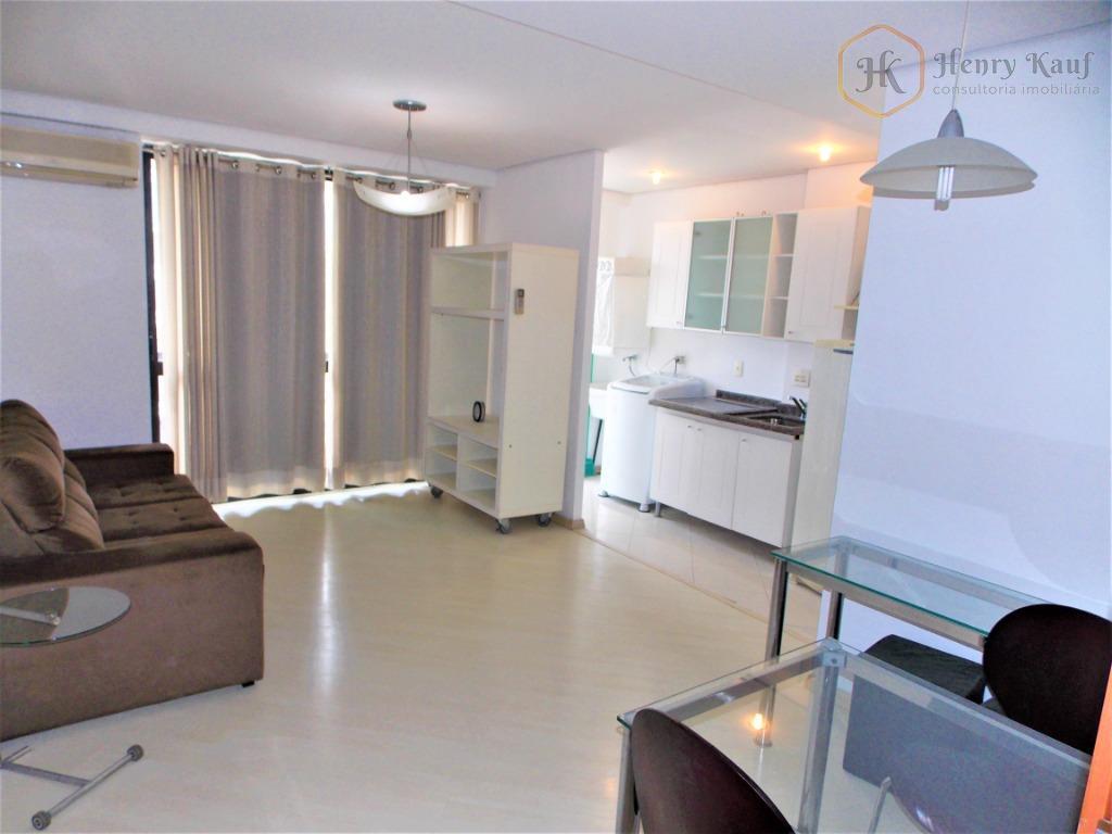 Apartamento com 2 dormitórios à venda, 57 m² por R$ 640.000,00 - Vila Clementino - São Paulo/SP