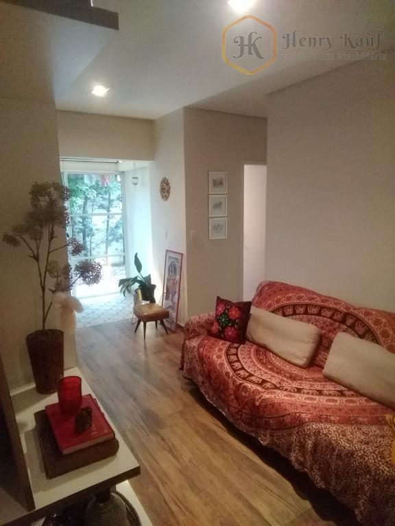 Apartamento Garden com 2 dormitórios à venda, 49 m² por R$ 485.000 - Ipiranga - São Paulo/SP