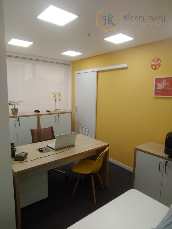 Conjunto à venda, 30 m² por R$ 395.000 - Vila Clementino - São Paulo/SP