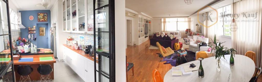 Maravilhoso e amplo apartamento para venda em Higienópolis, São Paulo/SP.