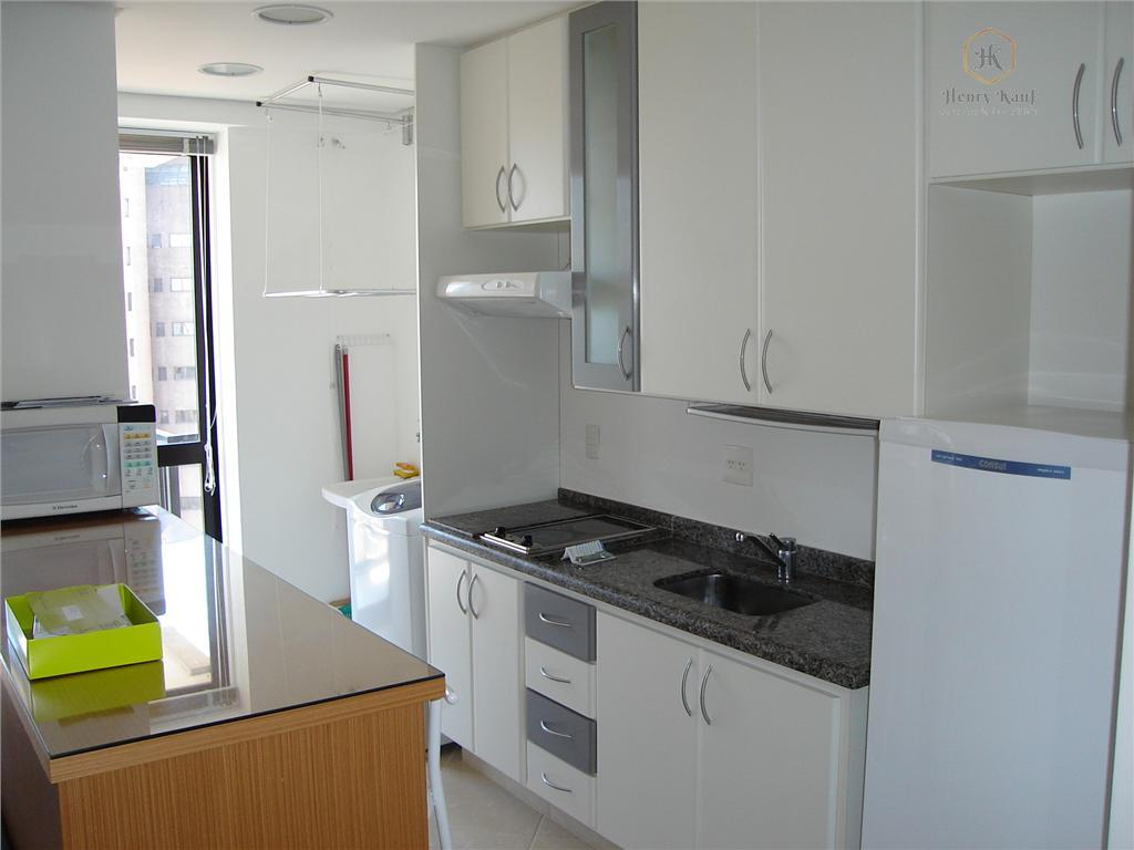 Apartamento residencial para locação, Vila Clementino, São Paulo - AP0085.