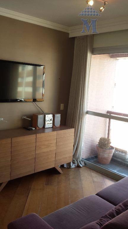 Apartamento residencial para locação, Vila Mariana, São Paulo.